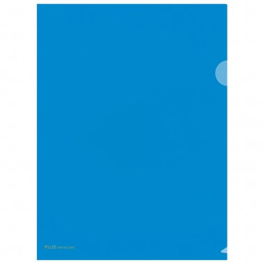Dossier 2001 azul A4+ Plus Office