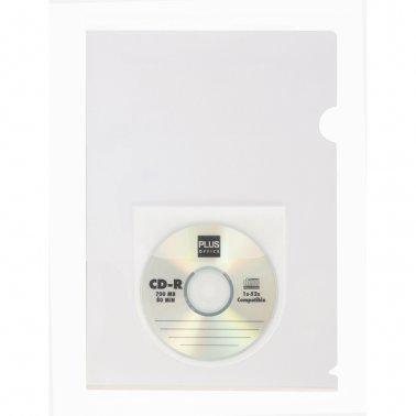 Dossier 114 bolsa CD PLUS 5 ud