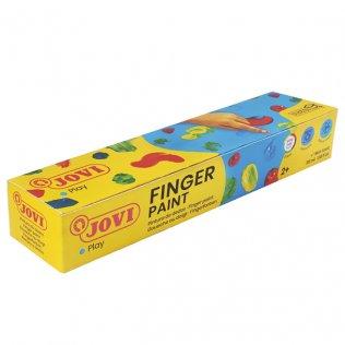 Pintura de dedos Jovi 35ml Pack 5 Colores Surtidos