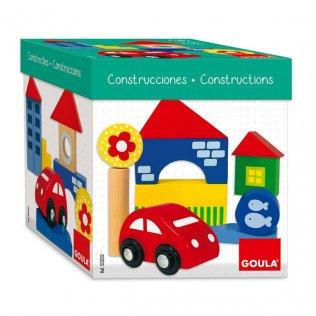 Juguete Educativo Construcciones Goula