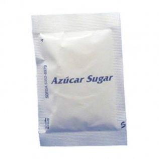 Azúcar blanco de caña en sobre