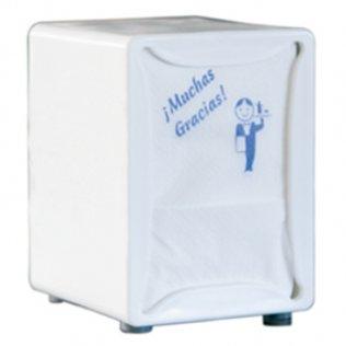 Dispensador de servilletas
