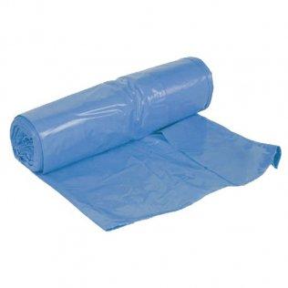 Bolsas de basura 52x58cm Azul 25L 25 unid