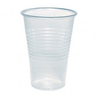 Vaso transparente 100 unid 250 cc