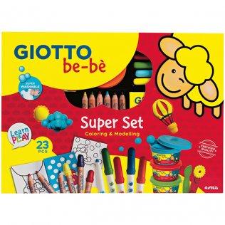 Giotto Be-Bé Super Set