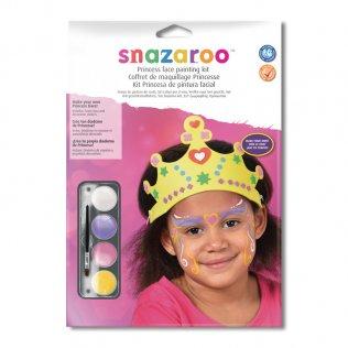 Maquillaje Snazaroo Princesa + diadema