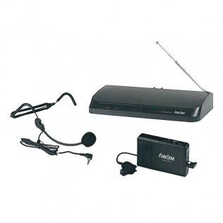 Micrófono inalámbrico de petaca MSH-135