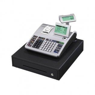 Caja registradora Casio SE-S400 cajón grande