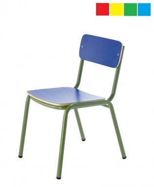 Silla infantil altura asiento: 26 cm Acero