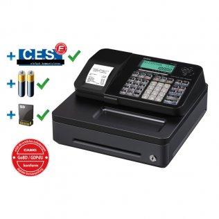 Caja registradora Casio SE-S100 cajón pequeño