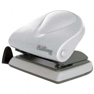 Perforador sobremesa Plus Office T20 Gris