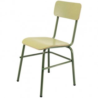 Silla escolar Altura de asiento: 43cm