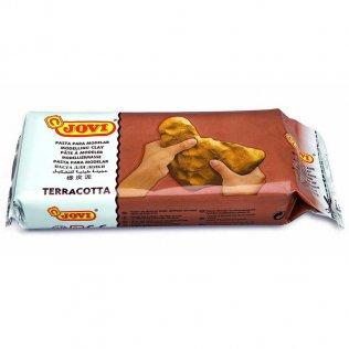 Pasta Moldear Jovi 1000gr Terracota