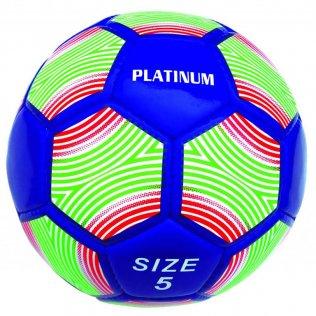 Balon Futbol Amaya Nº5 Platinum cuero sintético
