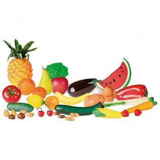 Figuras Miniland Fruta-Hortaliza / bolsa 36 unidades