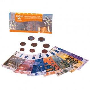 Juego Educativo Miniland Set Euro /108 piezas