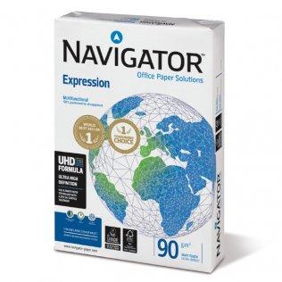 Papel A4 Navigator Expression blanco 90g 500 hojas