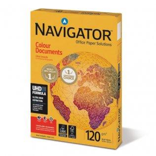 Papel A4 Navigator Colour blanco 120g 250 hojas