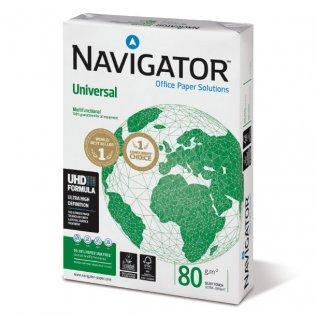 Papel A4 Navigator Universal blanco 80g 500 hojas