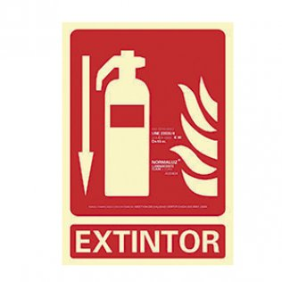 Pictograma Archivo 2000 Extintor