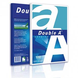 Papel A4 Double A Premium blanco 80g 100 hojas