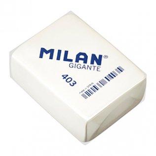 Goma de borrar Milan 403 / caja 3 ud