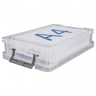 Caja de almacenaje multiusos A4 5,5L