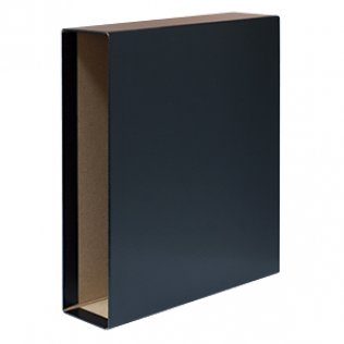Caja archivador Rado negra A4 Plus Office