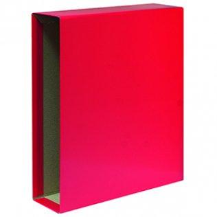 Caja archivador Rado roja A4 Plus Office