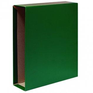 Caja archivador Rado verde A4 Plus Office