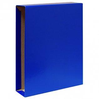 Caja archivador Rado azul Fº Plus Office