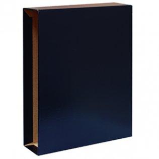 Caja archivador Rado negra Fº Plus Office