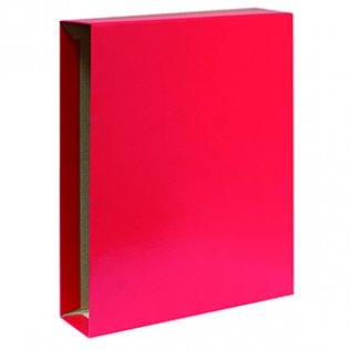 Caja archivador Rado roja Fº Plus Office