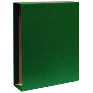 Caja archivador Rado verde Fº Plus Office