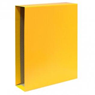Caja archivador Rado amarilla Fº Plus Office