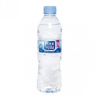 Agua Font-Vella botella 0,5 litros