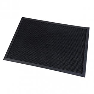 Alfombra de caucho Paperflow 80x100cm