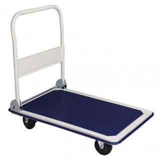 Carro plataforma plegable aluminio 300kg Cofan