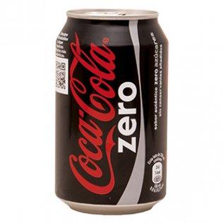 Coca-Cola Zero lata 33 cl