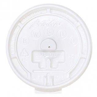 Tapa para vaso de café de 250 cc 100 unid