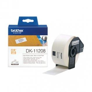 Etiquetas Brother DL11208 38x90 mm direciones grandes 400u