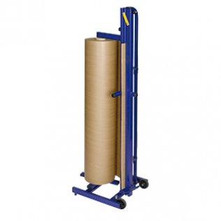 Portabobinas Kraft vertical 1,20m
