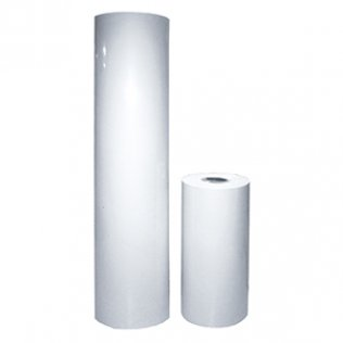 Papel blanco de embalaje 0,62x150m - 4,77kg