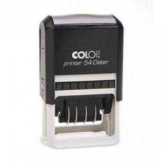 Sello automático Colop Printer 54 rectangular 40x50mm