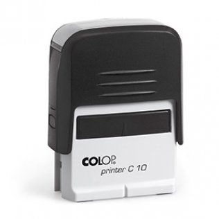Sello entintaje automático Colop Printer 10 10x27mm