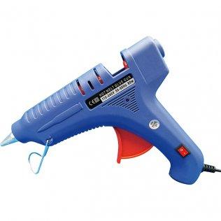 Pistola de cola termofustible 80W gran precisión