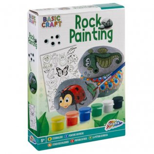 JUEGO EDUC.RMS ROCK PAINTING