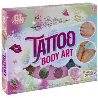 Juego Educativo Estudio de Tatto Brillante Grafix