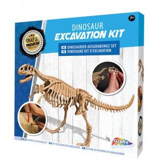 Juego Ecuativo Kit de Excavación Dinosaurio Grafix
