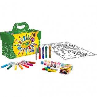 Juego educativo Crayola Pinta y Colorea